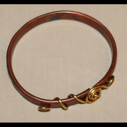 Top of Bracelet