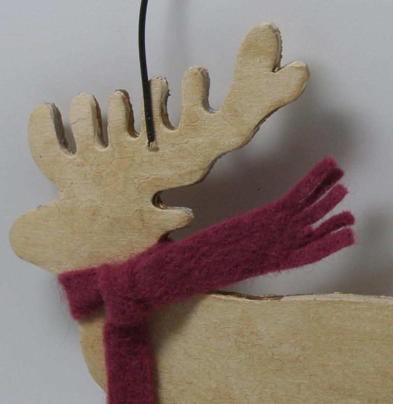 wooden reindeer plans